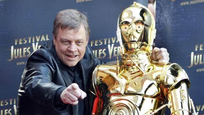 Star Wars Luke & C3PO