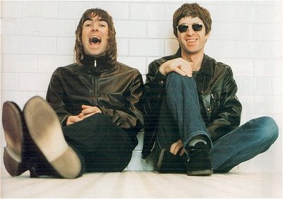 oasis liam and noel gallagher