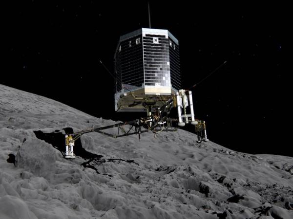 rosetta-spacecraft