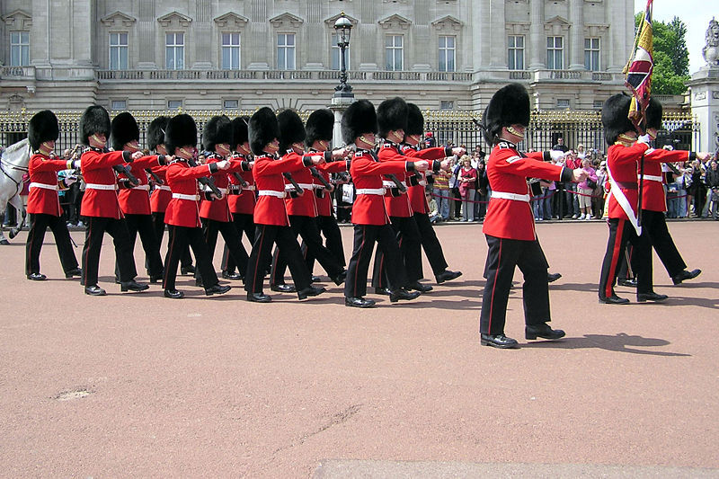 Britian RG Queens_guard_buck_palace_arp