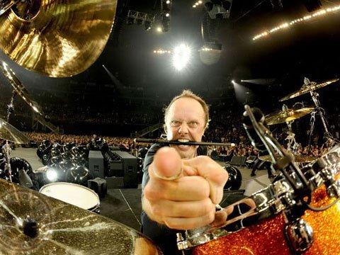 Metallica Lars