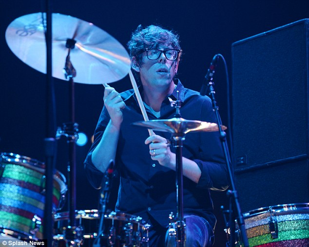 Black Keys drummer