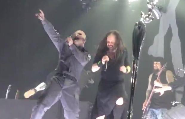 Korn_-_Slipknot_-_Live