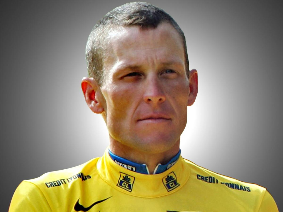 Lance Armstrong - Lance-Armstrong