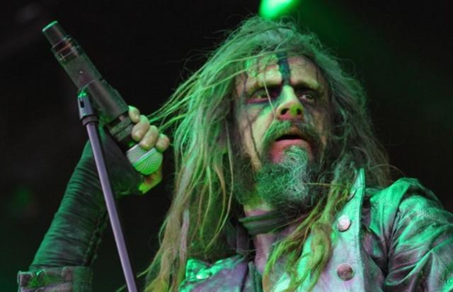 Rob Zombie GREEN