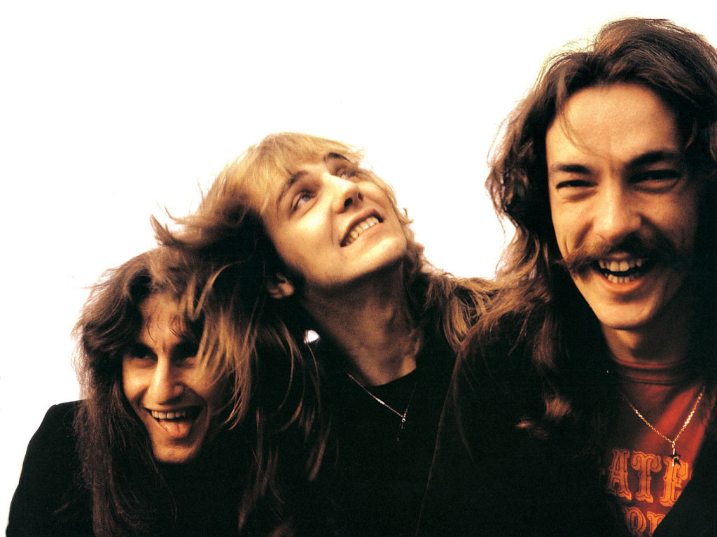Rush back in the day