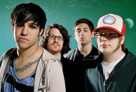 fall out boy green