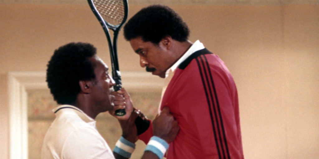 Bill Cosby And Richard Pryor In 'California Suite'