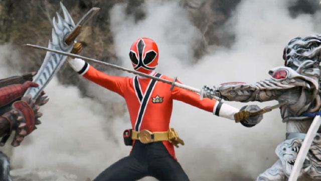 red power-rangers-samurai-109-test-of-the-leader-part-1-red-ranger-vs-all