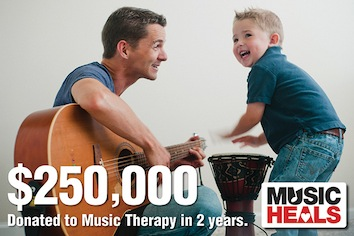 music therapy 250k