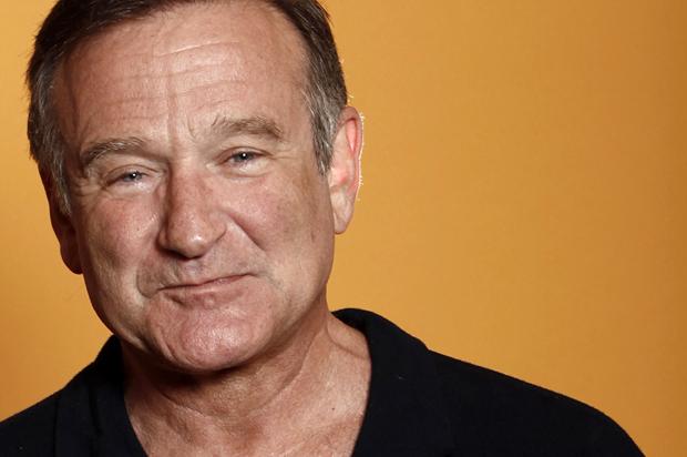Bobcat Goldthwait, Robin Williams