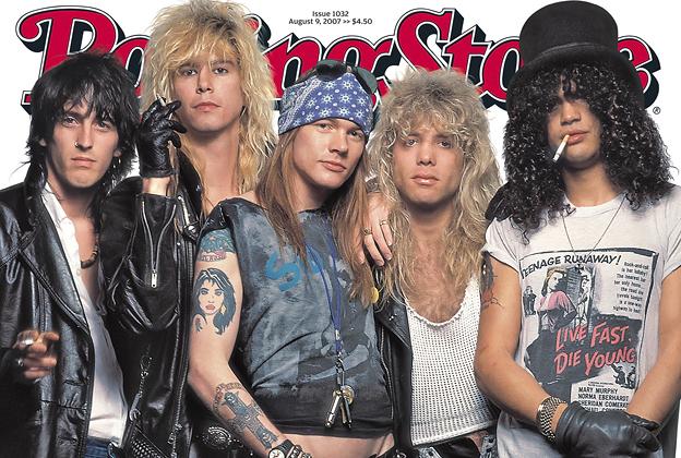 Guns N Roses RS