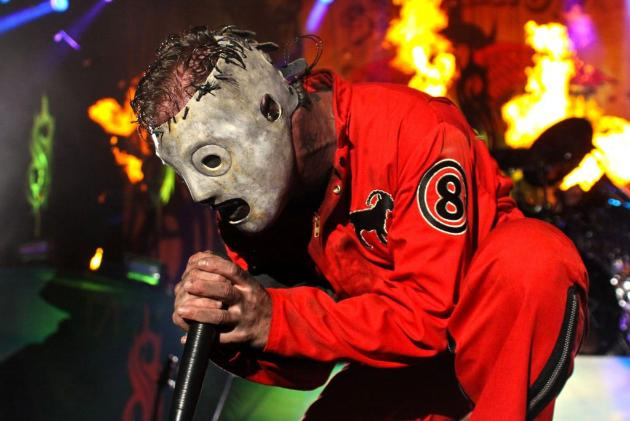 slipknot corey T