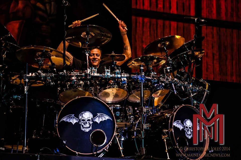 Avenged Sevenfold - drummer 2