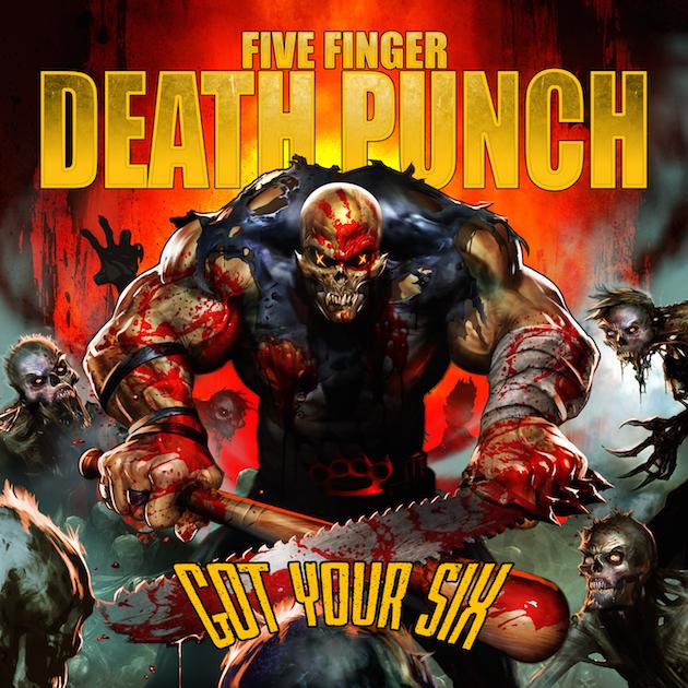 FFDP-Got-Your-Six-Album-Cover