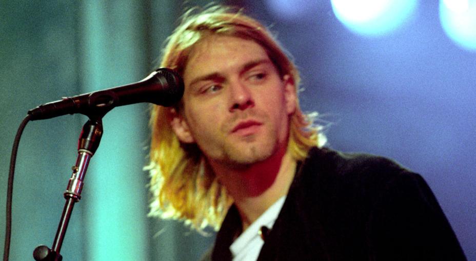 Nirvana - Kurt 2 59 PM