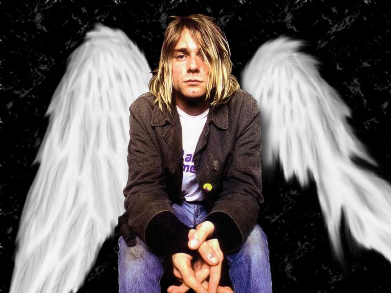 Nirvana Kurt-wings