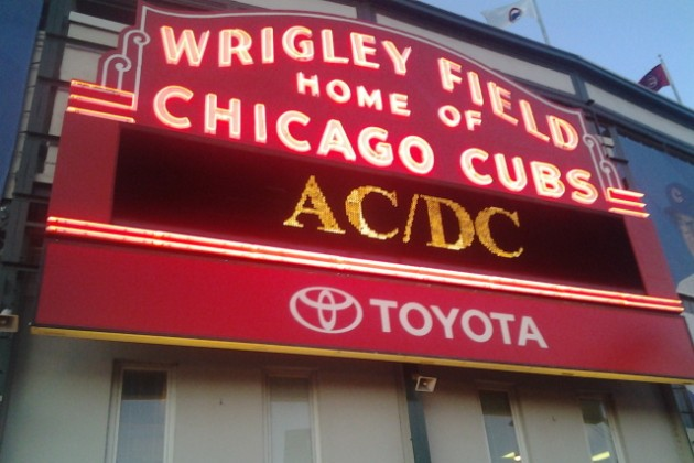 acdc chicago