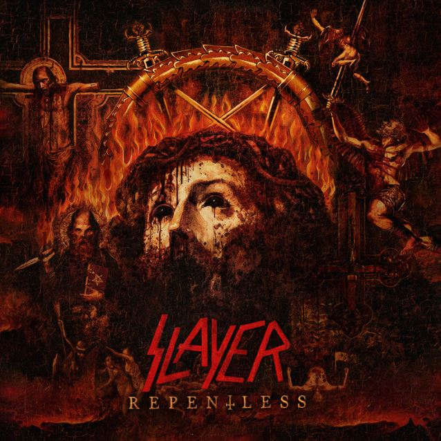 slayer repentless cover
