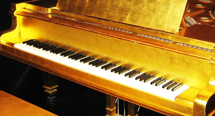 Elvis - Piano