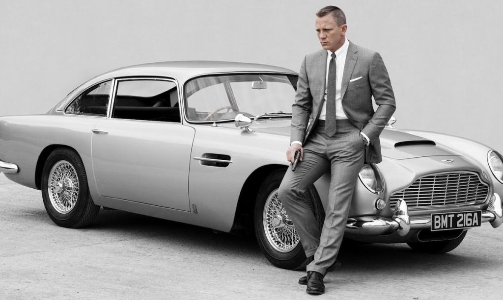 James Bond c
