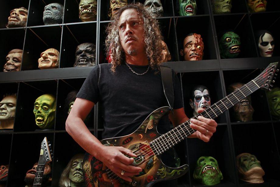 Metallica - Kirk 1