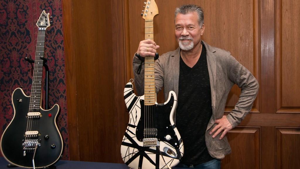 eddie Van Halen a