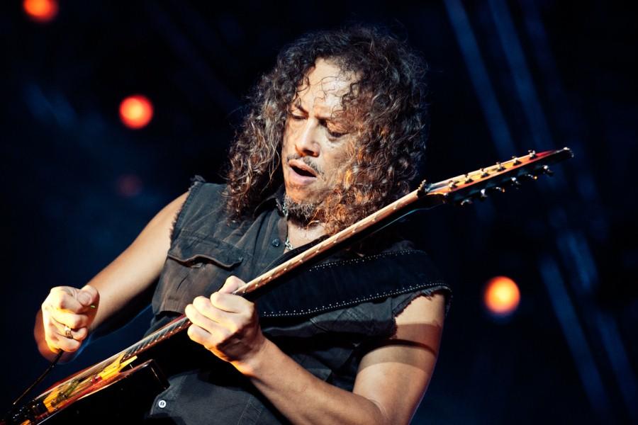metallica Kirk-Hammett