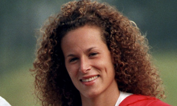 Mandatory Credit: Photo by TS/Keystone USA/REX (513449c) Andrea Constand - 1997 Andrea Constand has accused comedian Bill Cosby of groping her in more than a year ago. The ex-basketball player, who met Cosby through her former job at Temple University - Cosby's alma mater - claims that she and the entertainer had been friends. Constand alleges that Cosby invited her to suburban Philadelphia home where he gave her some pills that made her dizzy and that he touched her breasts and placed her hand on his groin VARIOUS