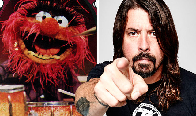 Dave Grohl animal 1 _Getty_NME_171115.article_x4