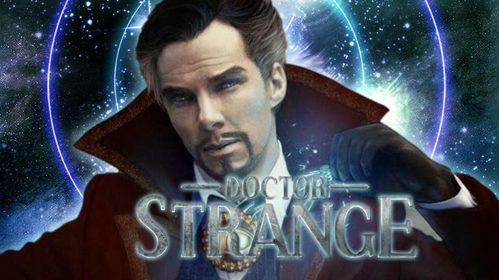 dr strange t