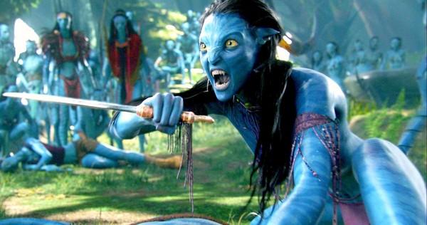 Avatar 2 d