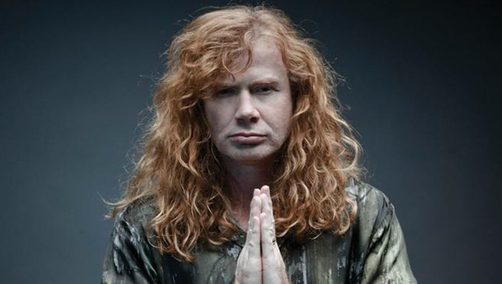 Dave Mustaine 2 AM
