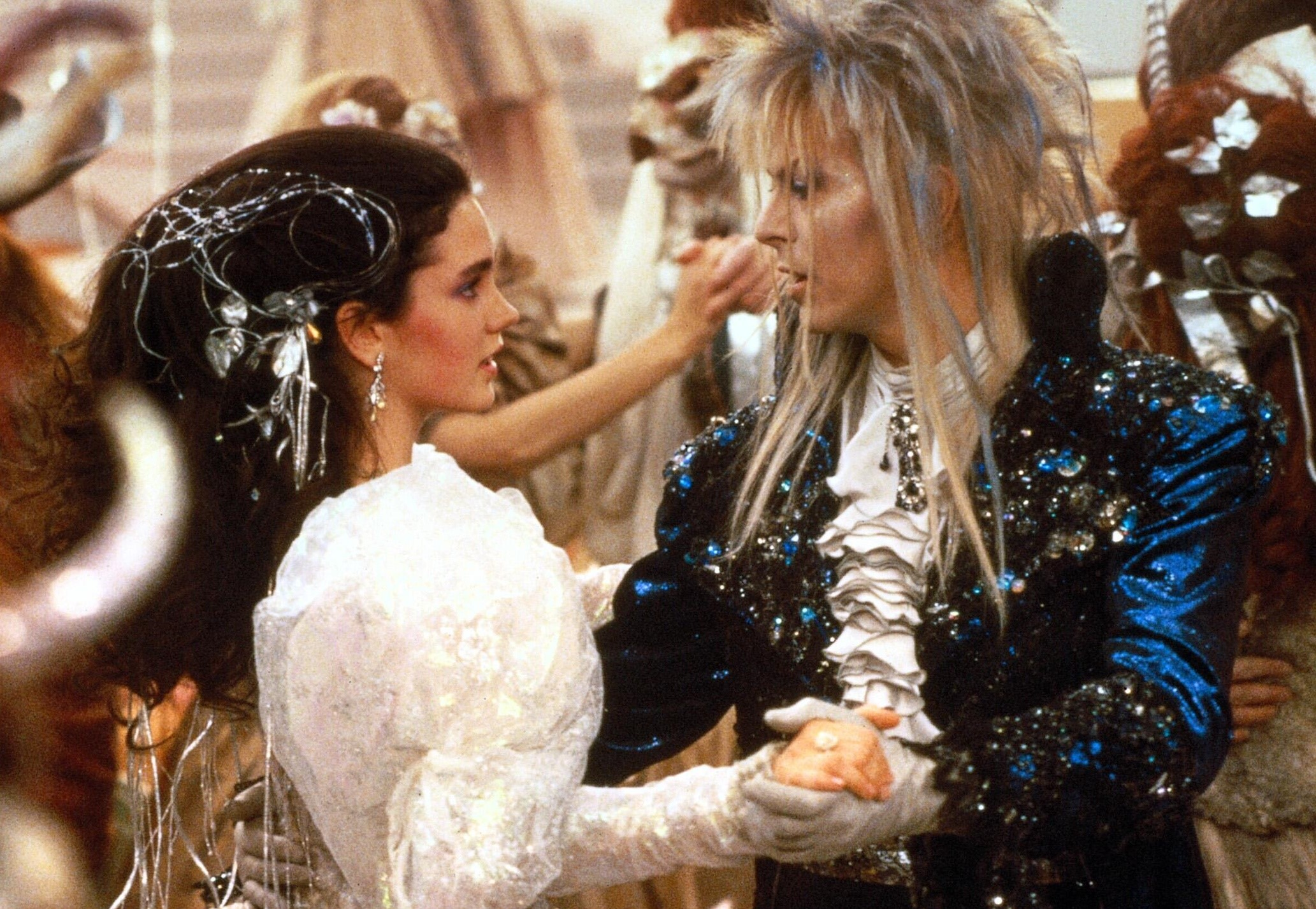 David Bowie's 'Labyrinth' reboot in the works | Todd Hancock Labyrinth Cast