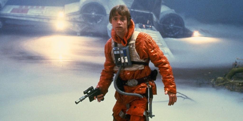 Luke S Skywalker-in-the-swamps-of-Dagobah