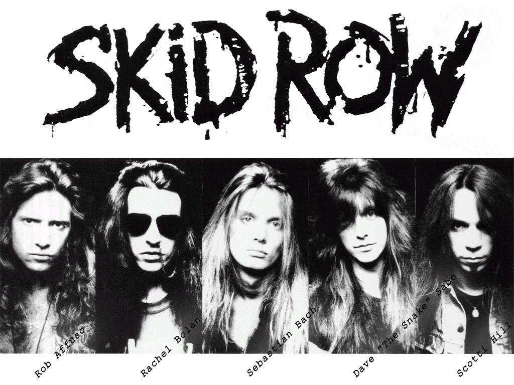 Skid Row b