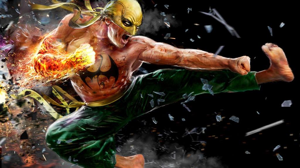 iron fist c