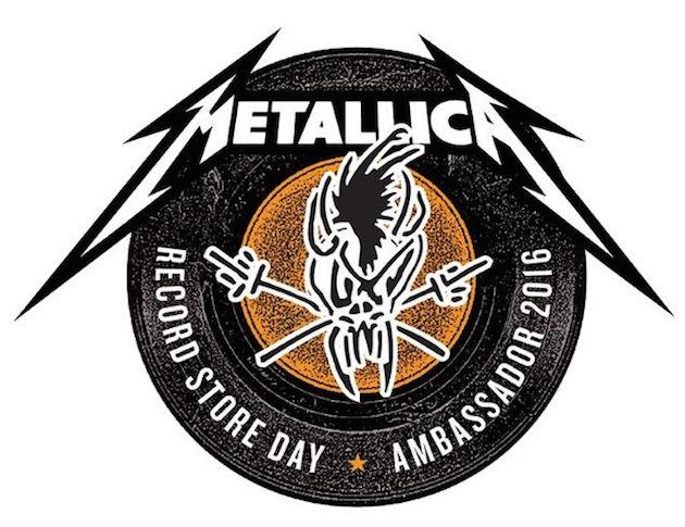 metallica recordstoredayambassadors