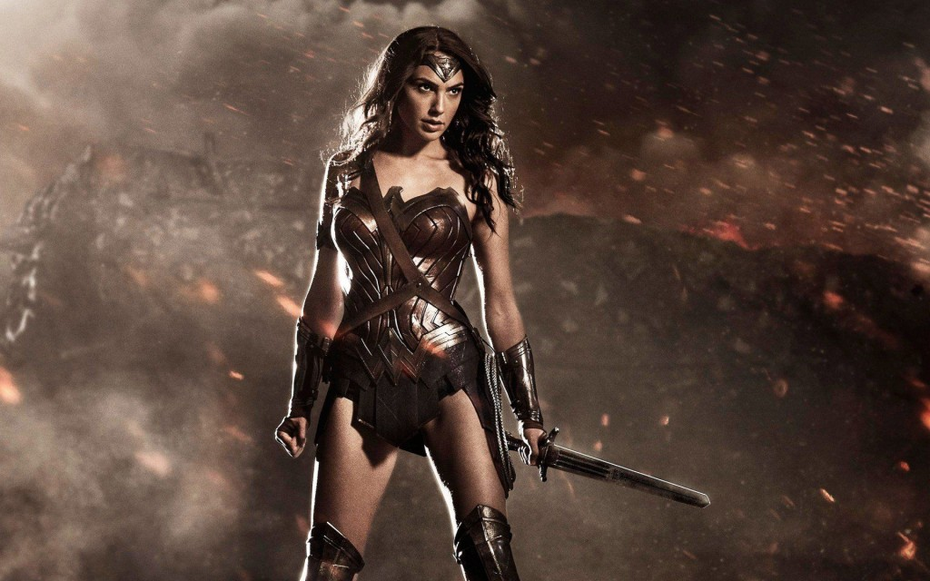 The gallery for gt Wonder Woman Defeated By Genocide