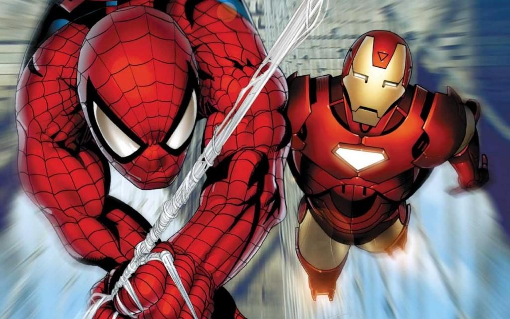 Spider Iron a