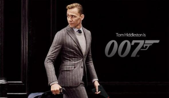 Actor Tom Hiddleston Next Bond? | Todd Hancock