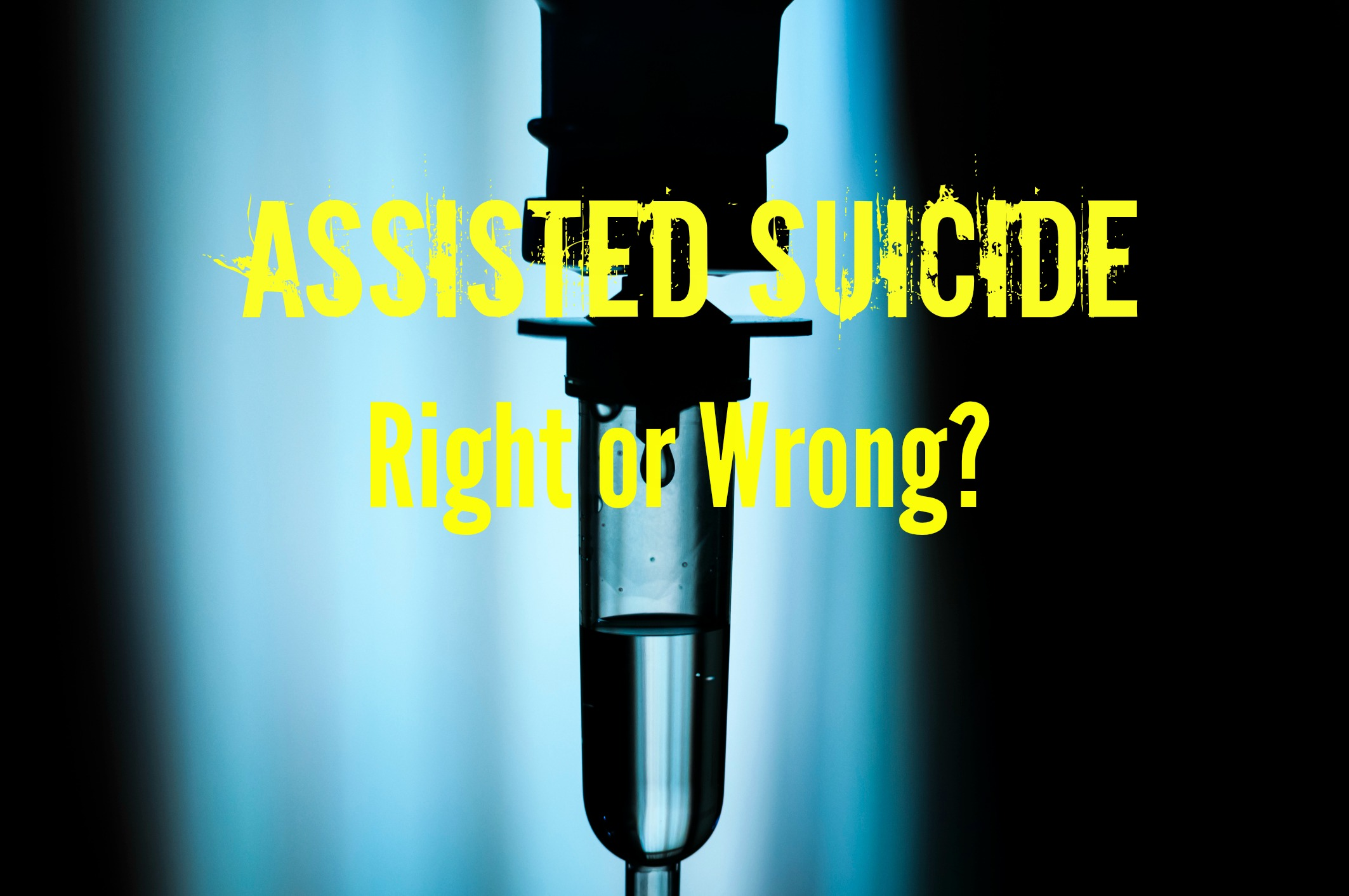 assisted suicide essay conclusion