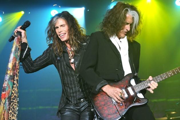 Aerosmith Steven-Tyler-and-Joe-Perry-630x420