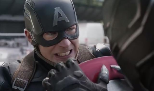Captain America CW34