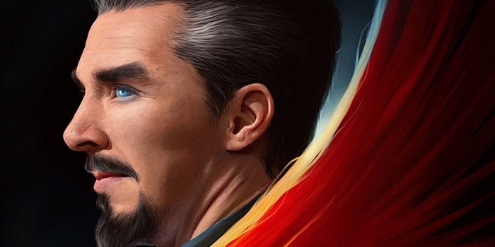 Dr Strange-Art-by-thegameworld