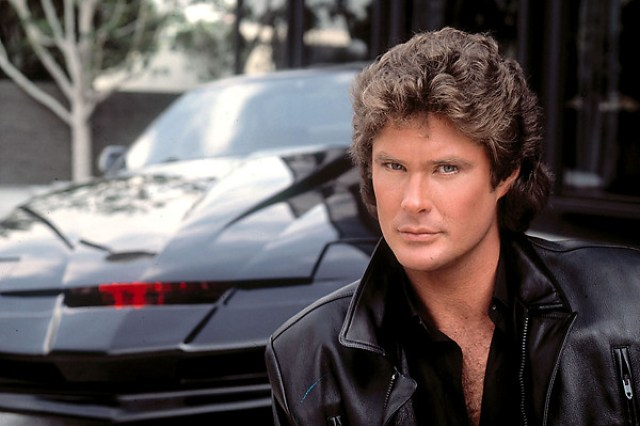 Knight Rider' Rebooted in 2017 | Todd Hancock