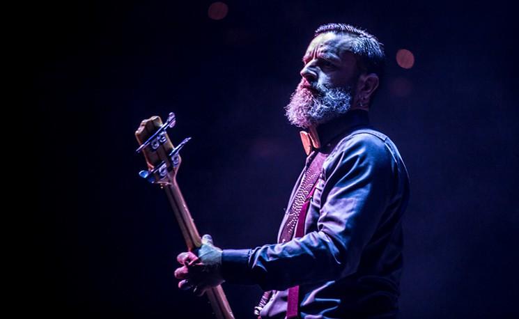 TOOL Bassist Talks New Music   Todd Hancock