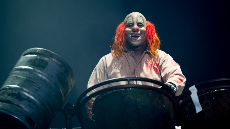 Slipknot Upcoming Album & Tour: 'We're All Ready To Go' | Todd Hancock