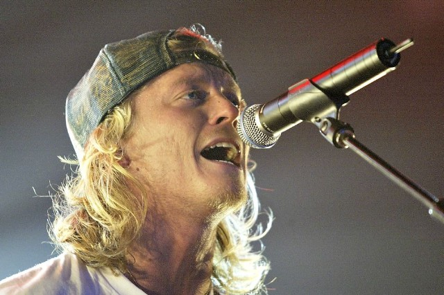 New Puddle Of Mudd Album Coming Soon! — Dean Blundell's