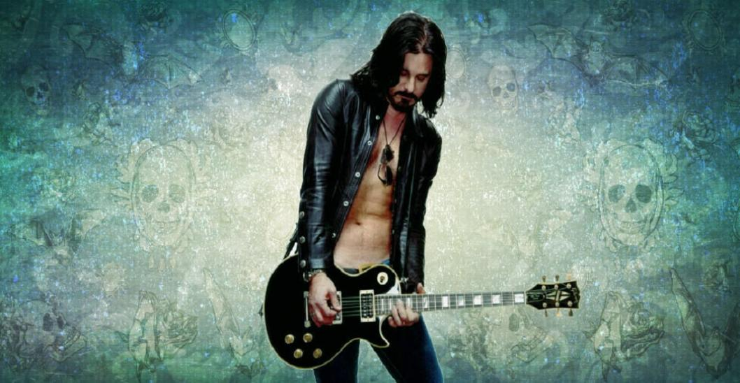 гилби кларк гитарист фото